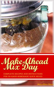 Make Ahead Mix Day