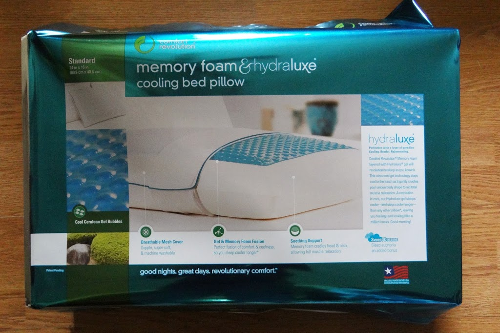 Give the Gift of Tranquility | Comfort Revolution Hydraluxe Bed ...