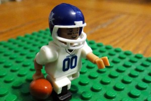 OYO University of Kentucky Football Minifigure