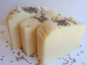 Lavender Soap #Recipes #DIY