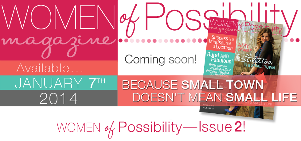 Women of Possibility Magazine