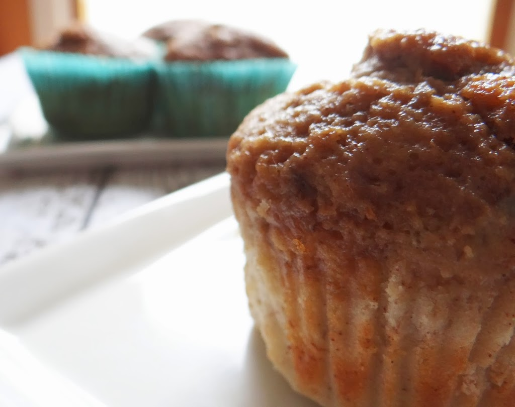 Rural Mom's Wicked-Good Double Banana Muffins #Recipe