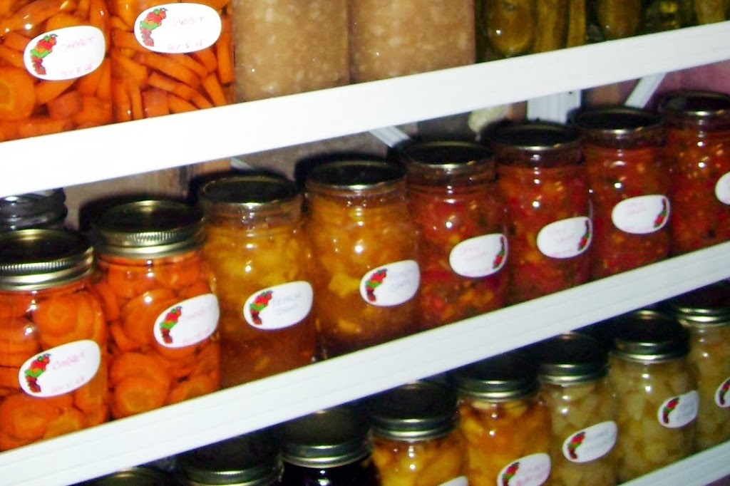 9 Quick & Easy Ideas For An Organized Pantry #DIY