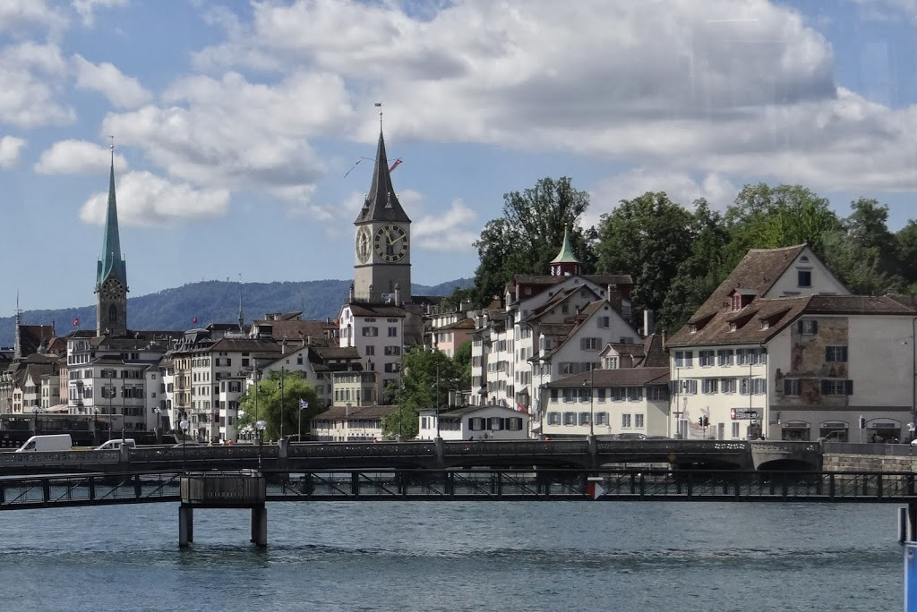 Switzerland in Three Days #Family #Travel