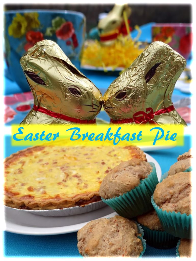 Easter Breakfast Pie