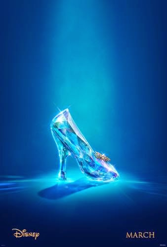 Raise Your Glass Slipper, Cinderella Has a Brand New Shoe #Cinderella #Disney