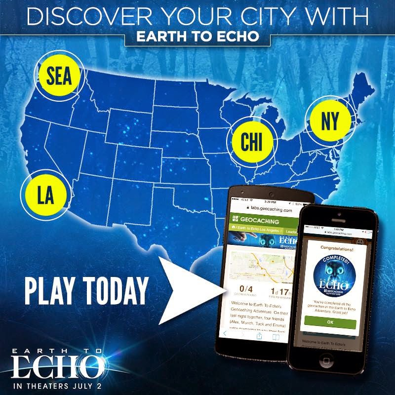 Discover Your City With #EarthToEcho