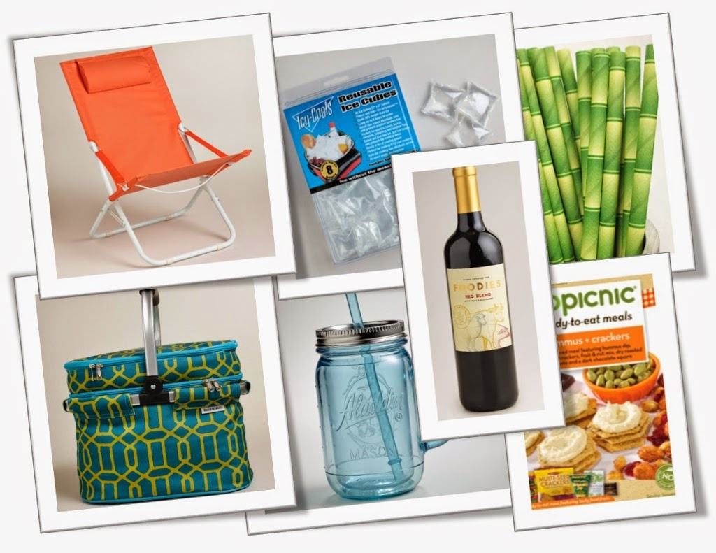 Plan Your Picnic Paradise with World Market  #SummerGetaway