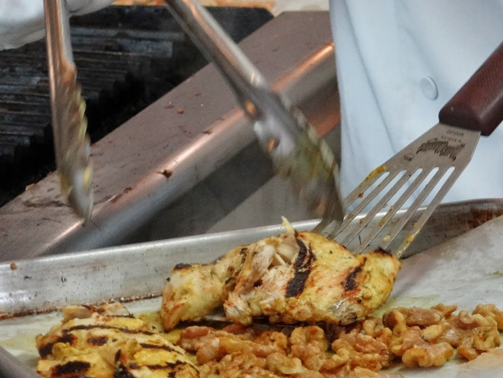 Parisian Mumbai Salad #FoodieFriday #100FootJourney