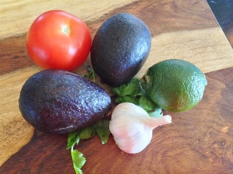 Farm To Table #Recipe - Chunky Homemade Guacamole