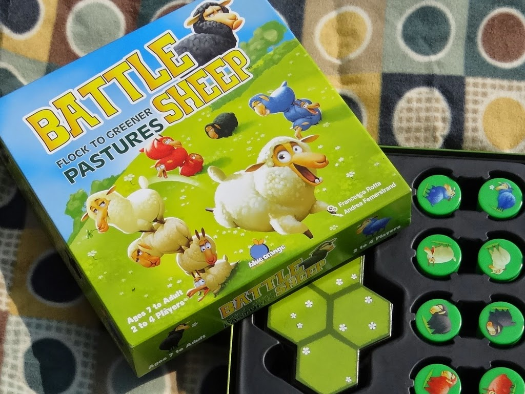 Stake Your Claim on the Greener Pasture - Battle Sheep Family Game Night