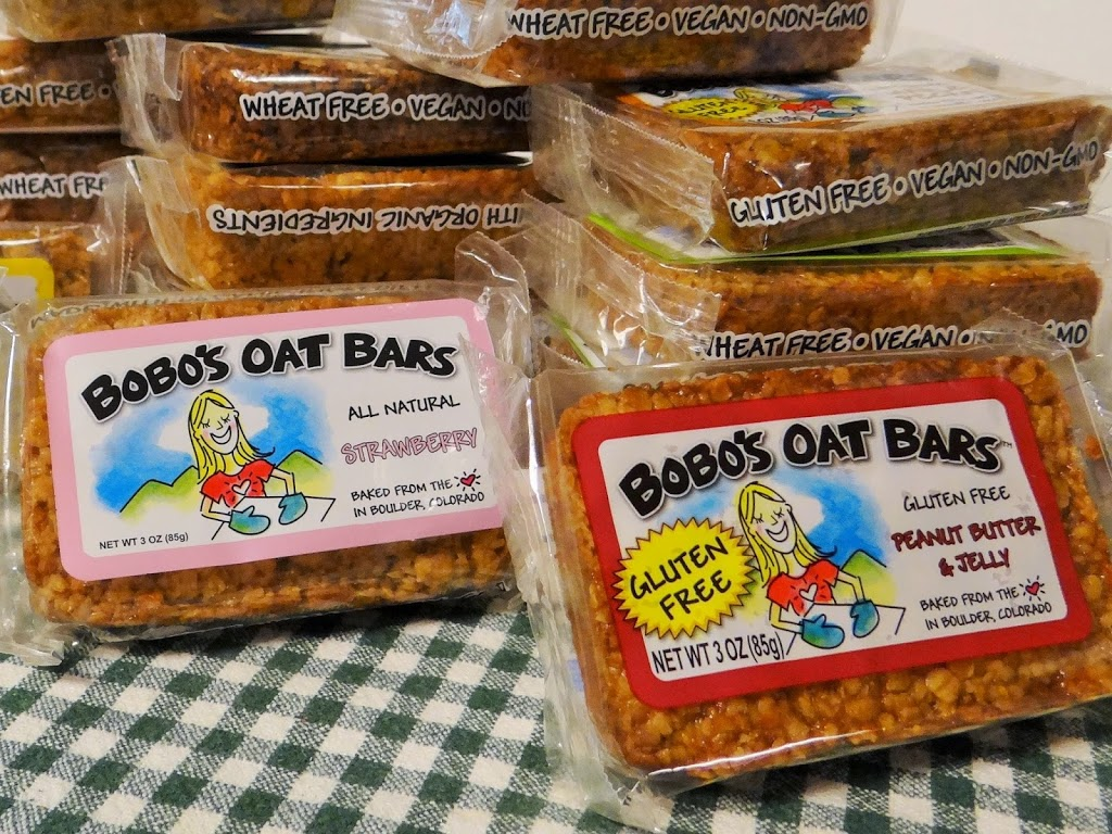 Back To School with Bobo's Gluten Free Vegan Oat Bars #glutenfree