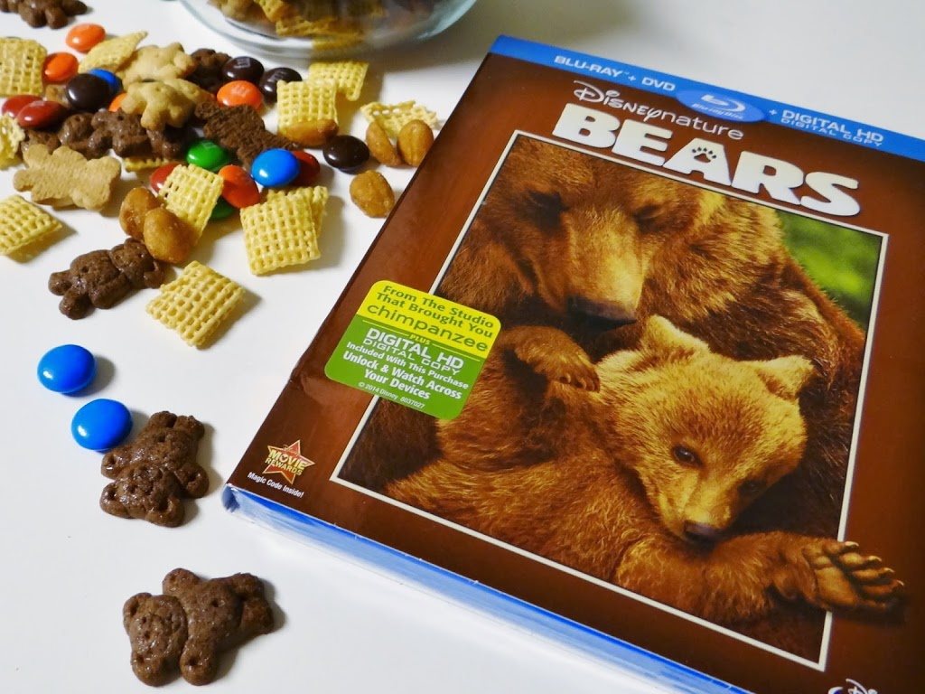 Idea Guide for Movie Watching with BEARS | Disneynature BEARS #Family Movie Night