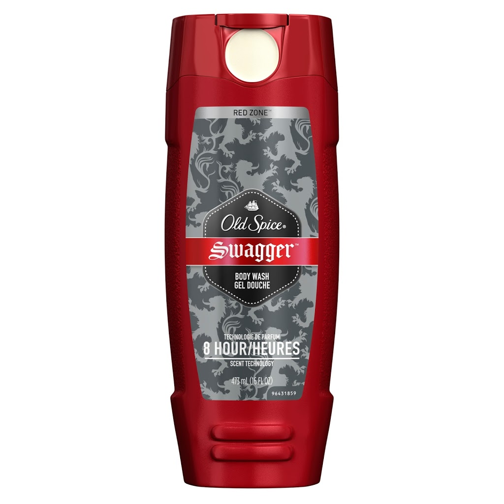 Old Spice Swagger #Combo4Success #bodywash