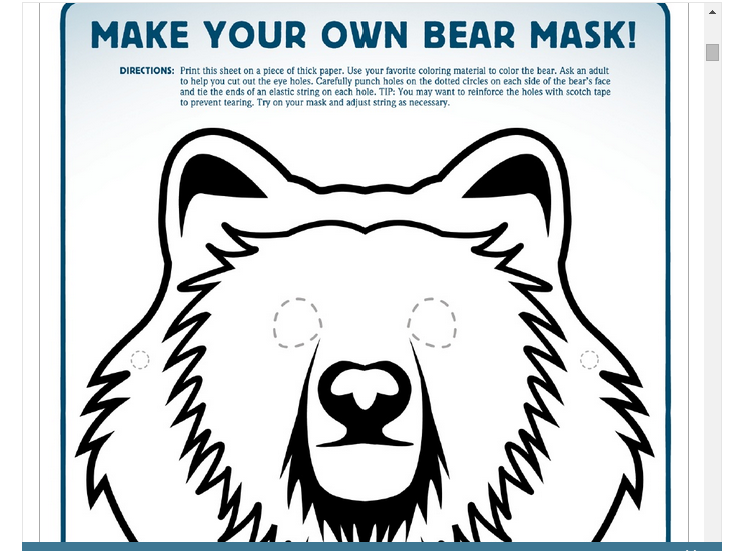 Idea Guide for Movie Watching with BEARS   Disneynature BEARS #Family Movie Night