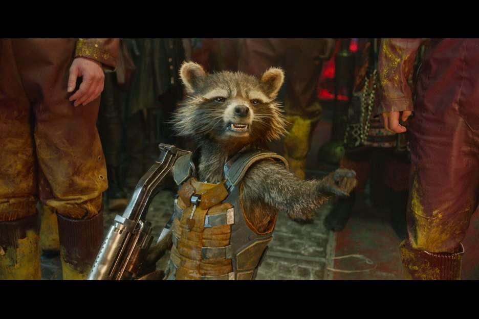 He's Got the Whole Galaxy in His Hands - Candid Interview with Director James Gunn #GuardiansoftheGalaxyEvent