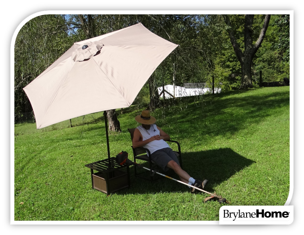 Create Your Own Backyard Oasis with Plush End of Summer Sales from Brylane Home
