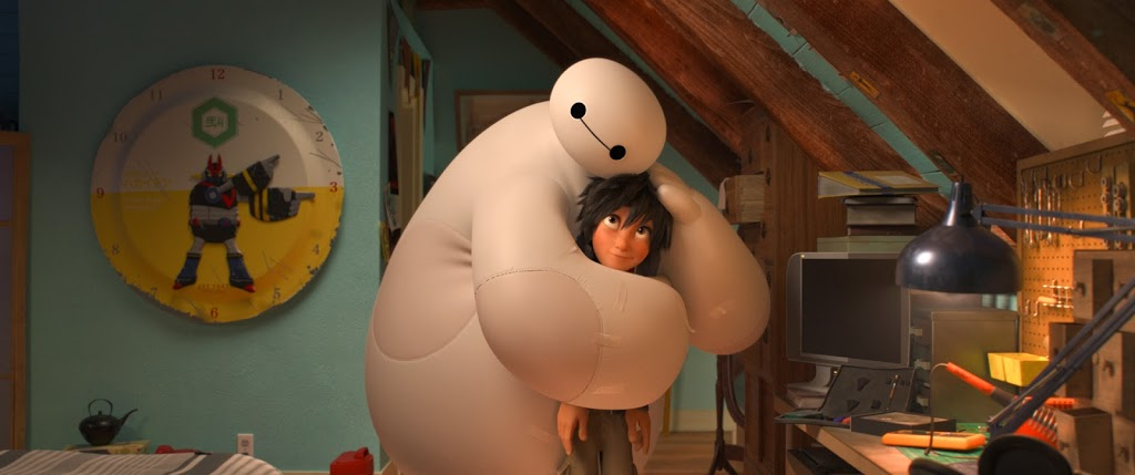 Exclusive Insider Preview of BIG HERO 6 #BigHero6