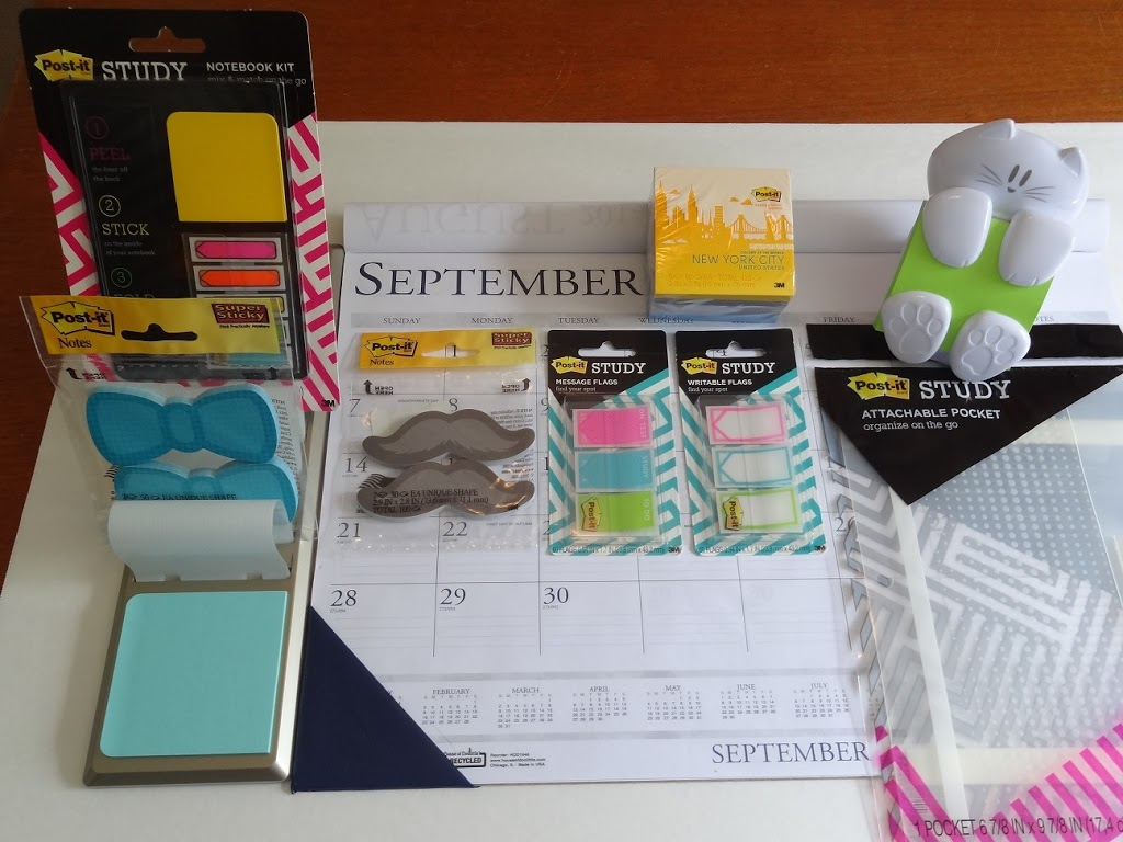 Post-It #back to school products
