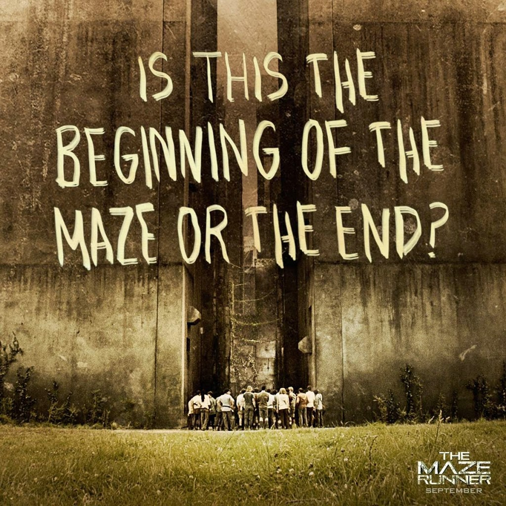 Meet The Gladers - THE MAZE RUNNER #Giveaway #MazeRunner