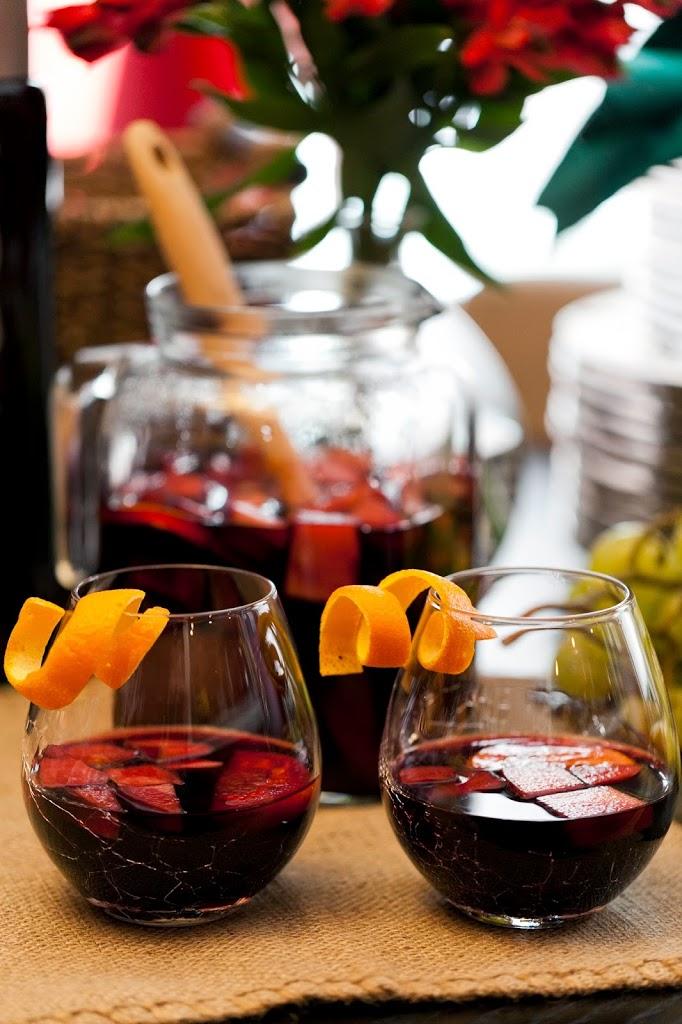 VOGA Italia's Spiced Sangria #Recipe