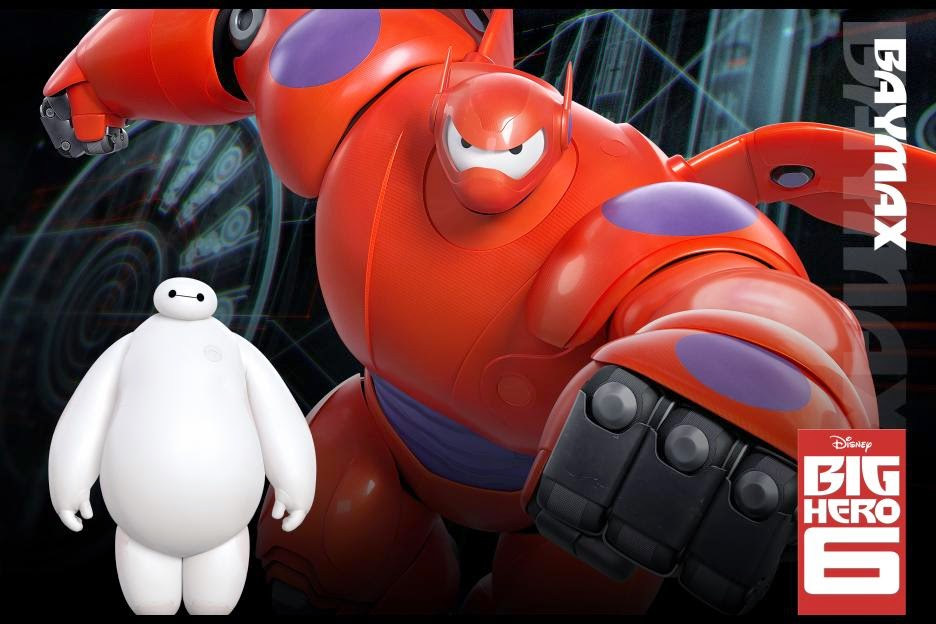 Exclusive Sneak Preview of FEAST and BIG HERO 6 #BigHero6