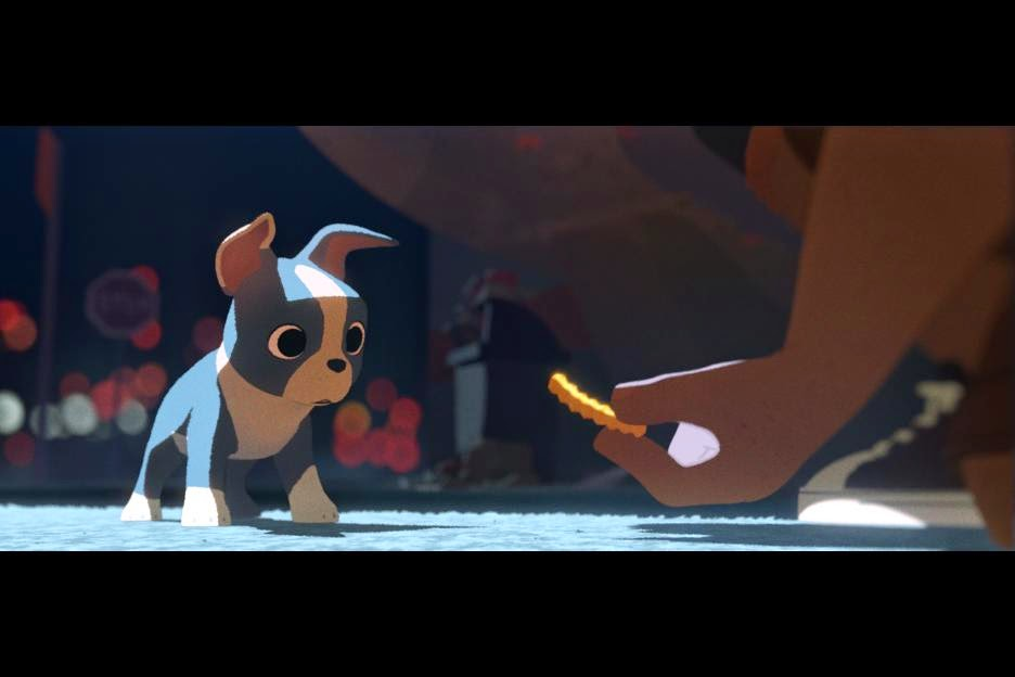 Insider Peek at Disney Animation's Movie Short: FEAST #BigHero6