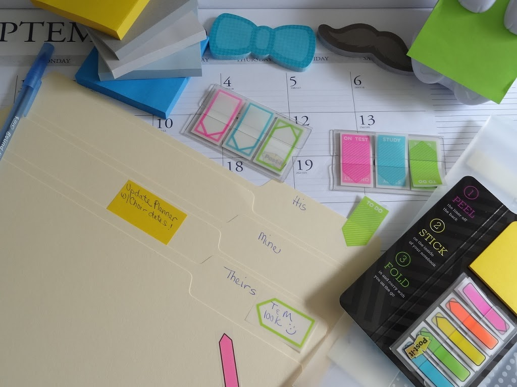 Post-It Notes, Study aides