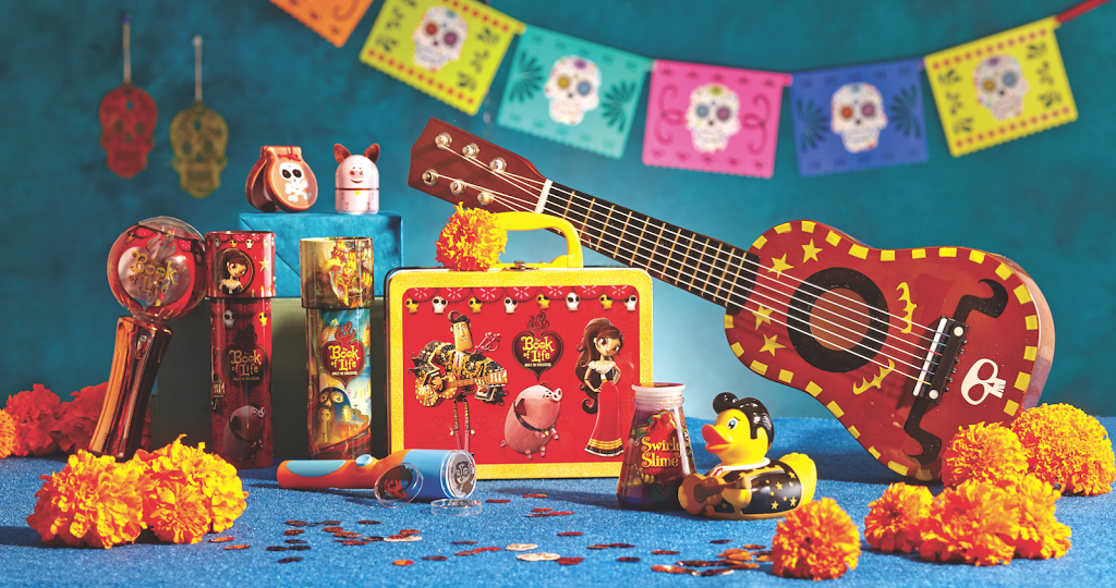 A Cool New View into THE BOOK OF LIFE with Cost Plus World Market #BookofLife