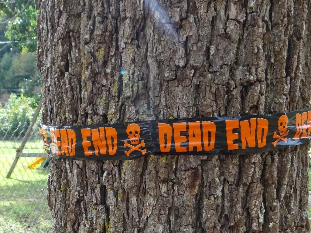Dollar Tree Crafts: Halloween Dark Garden Craft #Tutorial #DIY
