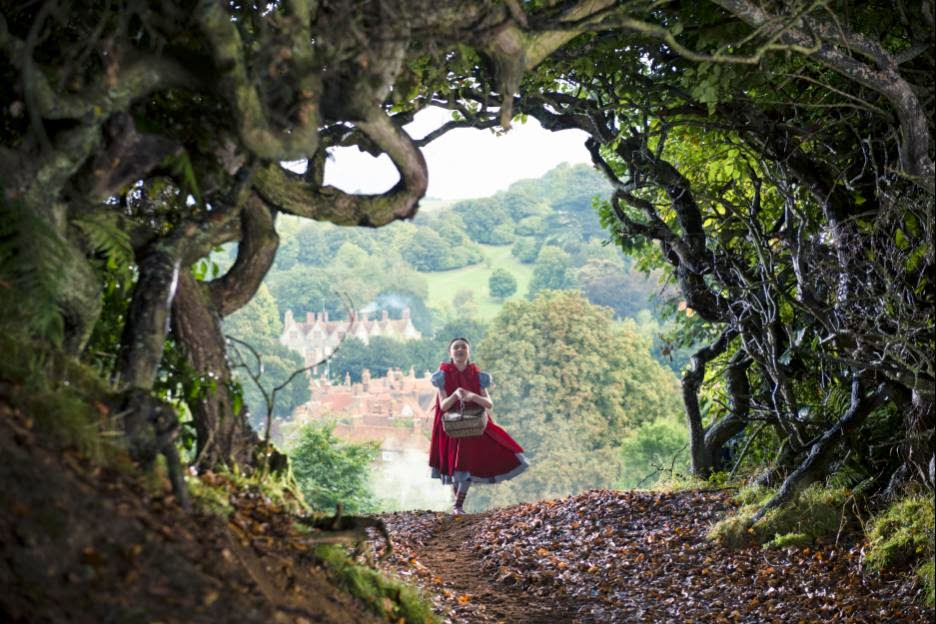 A Look Inside Disney's INTO THE WOODS #IntoTheWoods