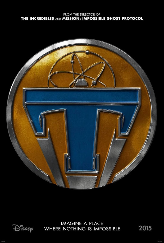 Want To Take a Trip to TOMORROWLAND? #Disney Official Teaser Trailer