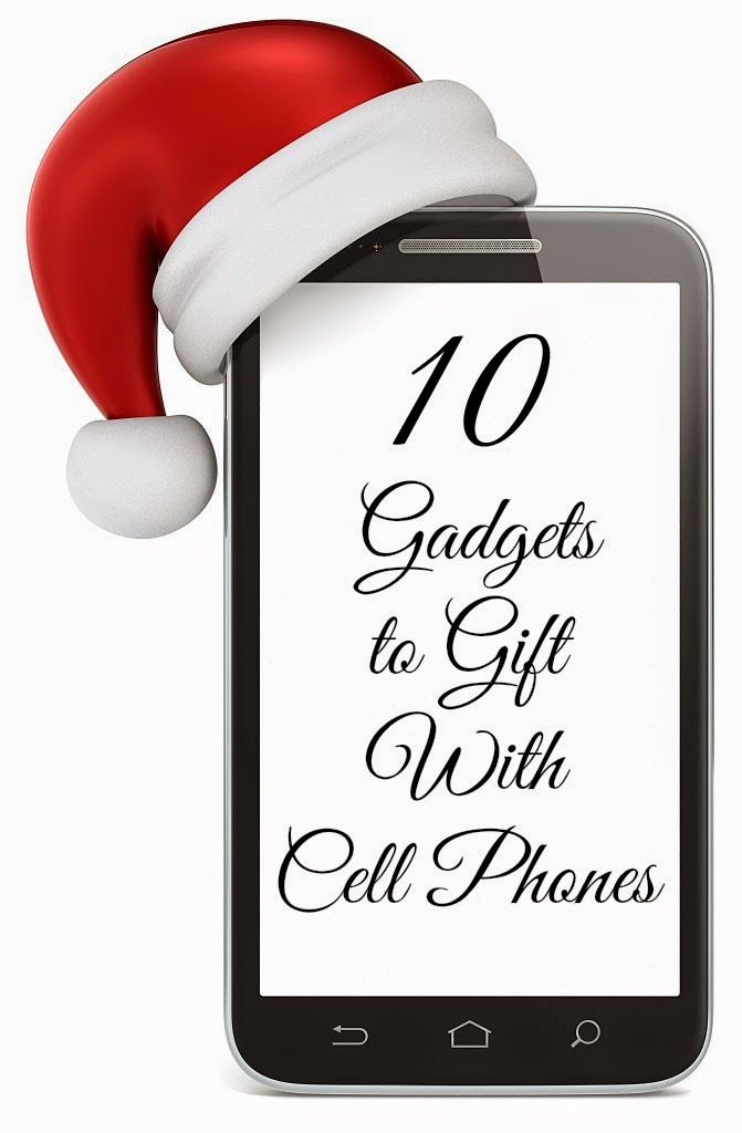 10 Great Gadgets to Gift With Cell Phones #VZWBuzz