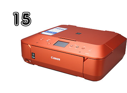 Canon PIXMA MG6620 Wireless Photo All-in-One Inkjet Printer - Unique Gift Ideas for Teens | 2014 Rural Mom Holiday Guide