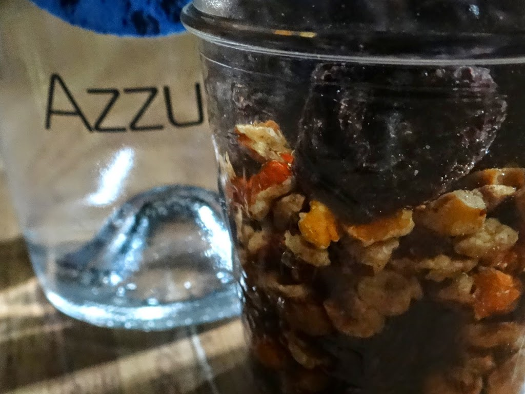 Black Walnut and Fig Infused Vodka #DIY | Azzurre #glutenfree