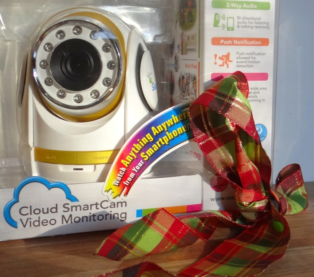 "Give the Gift of ""Peace of Mind"" with Smartcam"