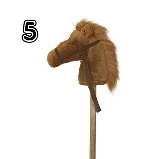 Giddy Up Friends Stick Pony - Rural Mom Hot Toys for 2014 Holiday Gift Guide