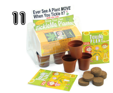 Tickle Me Plants - Rural Mom Hot Toys for 2014 Holiday Gift Guide