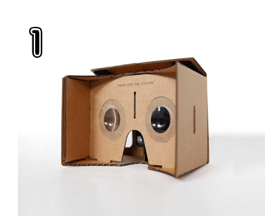 Virtual Reality Beginner's Guide and Smartphone VR Viewer Toolkit - Unique Gift Ideas for Teens | 2014 Rural Mom Holiday Guide