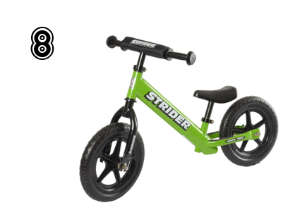 Strider Bike - Rural Mom Hot Toys for 2014 Holiday Gift Guide