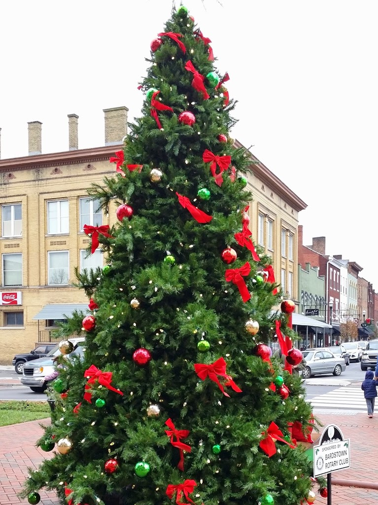 Holiday Celebrations in Bardstown #Kentucky - #Family #Travel