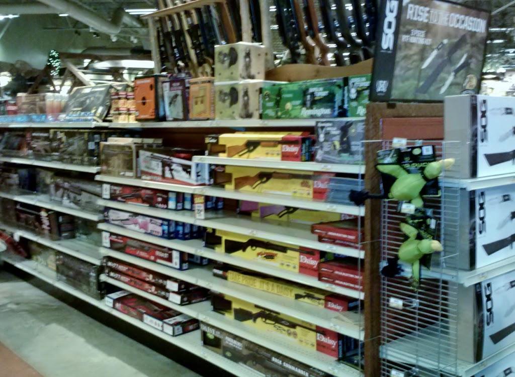 Bass Pro Shops #Daisy BB gun selection
