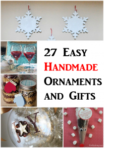 27 Easy Handmade Ornaments and Gifts | Last-Minute Gift Ideas!