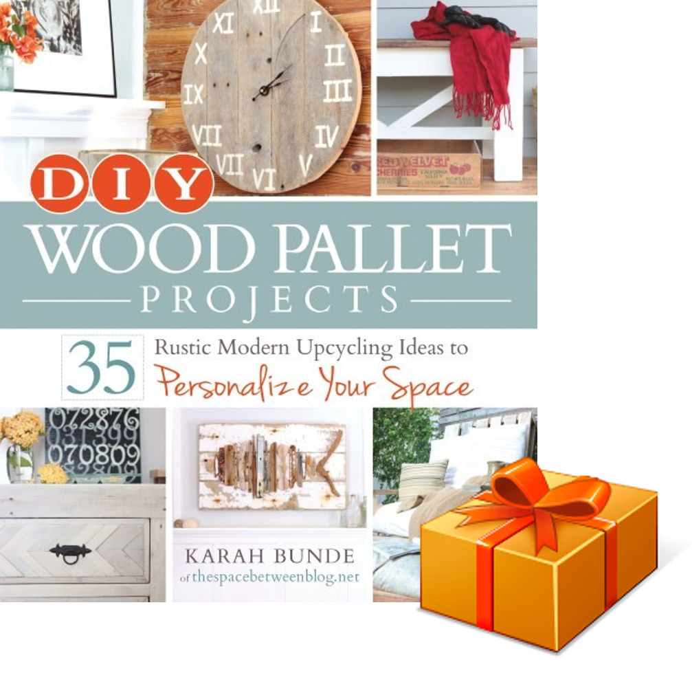 12 Diy Painting Ideas That Will Help You To Upgrade The: Third Day Of Book Gifting: DIY Wood Pallet Projects Rural Mom