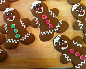 Classic Gingerbread Cookie Recipe