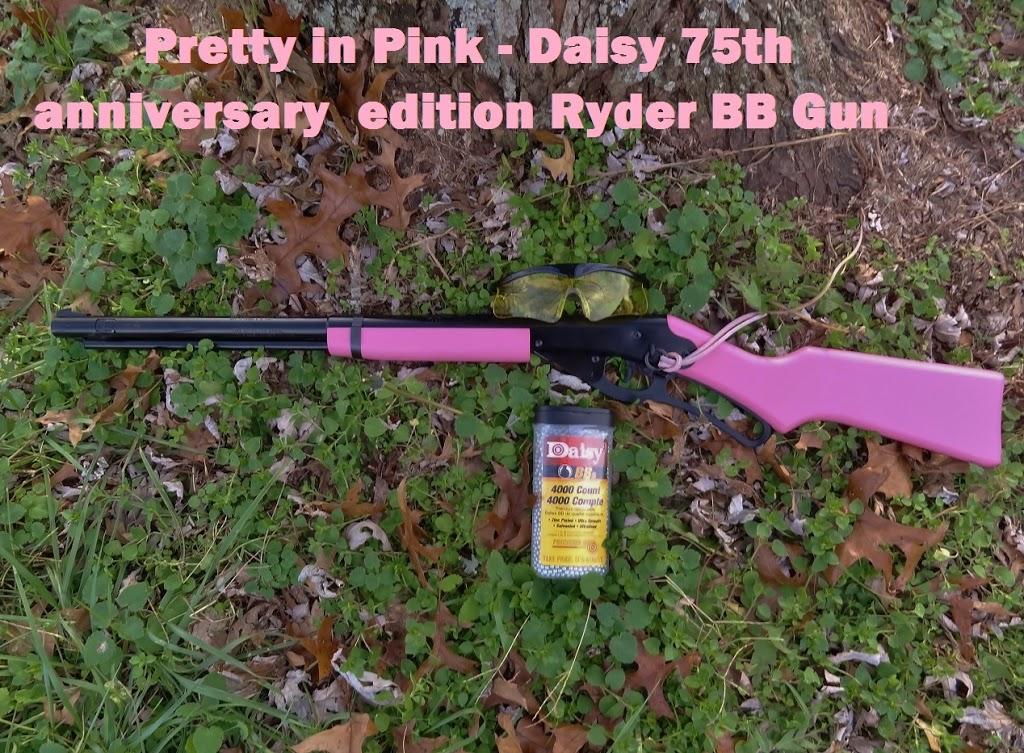 #Daisy Ryder BB gun