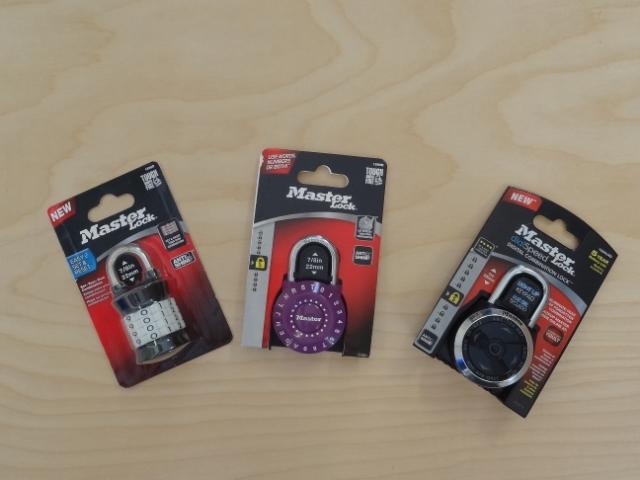 New Master Lock padlocks RuralMom.com