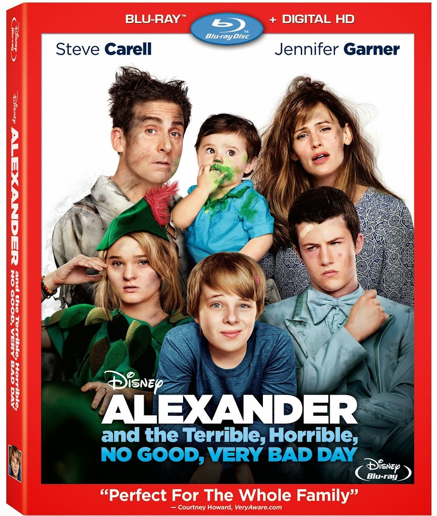 Valentine's Day Survival Kit for Mom | Alexander and the Terrible, Horrible, No Good, Very Bad Day Movie Review