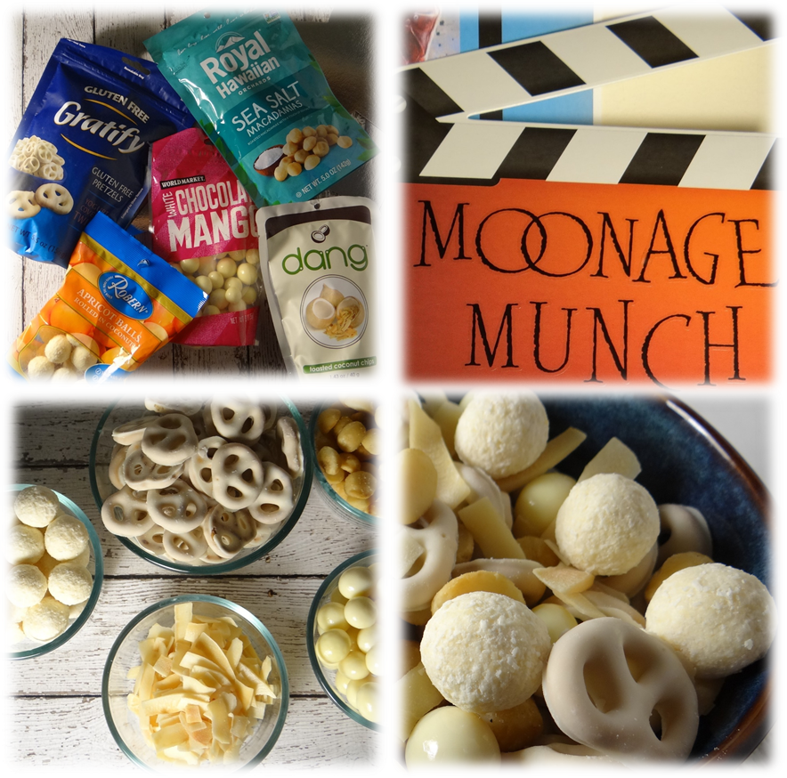 """""""Moonage Munch"""" Guardians of the Galaxy-inspired Snack Mix Recipe"""
