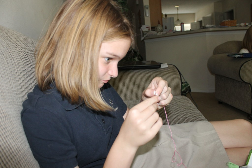 5 Reasons A Child Should Learn Embroidery